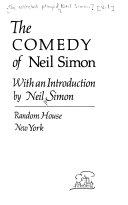 The comedy of Neil Simon