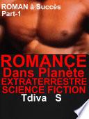 Romance Dans Planète Extraterrestre Science Fiction