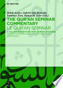 The Qur an Seminar Commentary   Le Qur an Seminar