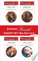 Harlequin Presents August 2017   Box Set 2 of 2
