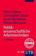 Politikwissenschaftliche Arbeitstechniken