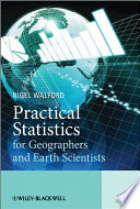 Practical Statistics for Geographers and Earth Scientists