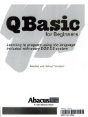 QBasic for beginners