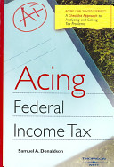 Acing Federal Income Tax