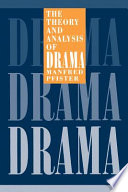 The Theory and Analysis of Drama