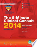 The 5 Minute Clinical Consult 2014