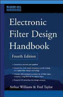 Electronic Filter Design Handbook  Fourth Edition