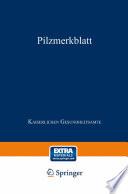Pilzmerkblatt
