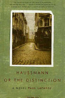 Haussmann  Or the Distinction