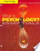 cengage advantage books what is psychology essentials