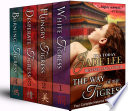 The Way of The Tigress  Four Complete Historical Romance Novels