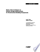 State of the Art Report on Seismic Design Requirements for Nonstructural Building Components