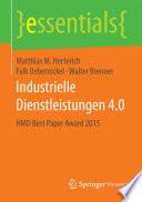 Industrielle Dienstleistungen 4 0