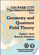 Geometry And Quantum Field Theory book