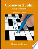 Crossword John with Answers