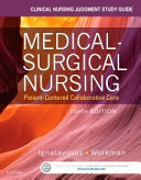 Clinical Nursing Judgment Study Guide for Medical-Surgical Nursing
