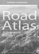 Road Atlas United States  Canada  Mexico