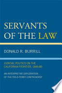 Servants of the Law