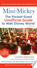 Mini Mickey  The Pocket Sized Unofficial Guide to Walt Disney World