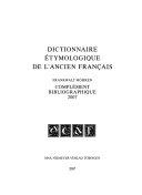 Dictionnaire de la langue française classique