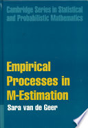 Empirical Processes in M Estimation