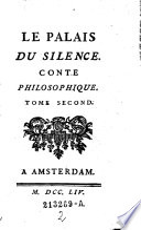 Le Palais Du Silence  Conte philosophique