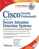 Cisco Security Professional S Guide To Secure Intrusion Detection Systems