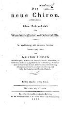 Book Neue chiron