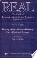 Literary History - Cultural History