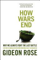 download ebook how wars end pdf epub