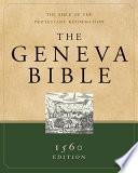 The Geneva Bible