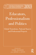 Educators, Professionalism and Politics