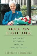 Keep On Fighting Book