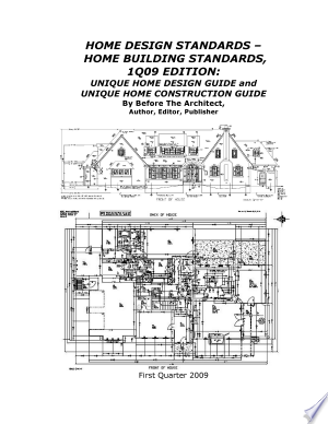 home design standards home building standards 1q09
