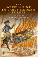 download ebook the witch-hunt in early modern europe pdf epub