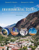 Environmental Science  Earth as a Living Planet  9th Edition