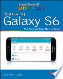 Teach Yourself VISUALLY Samsung Galaxy S6