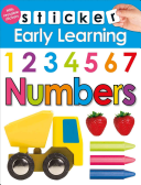 Sticker Early Learning  Numbers