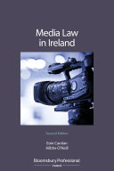 Media Law In Ireland : of one of the most dynamic...