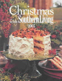 Book Christmas With Southern Living 2003