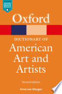 The Oxford Dictionary Of American Art Artists