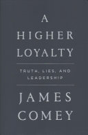 A Higher Loyalty-book cover