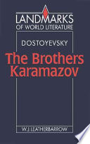 Dostoyevsky  The Brothers Karamazov