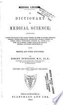 Medical Lexicon