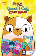 Adventure Time: Fionna & Cake Card Wars #1 (of 6)