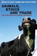 Animals  Ethics and Trade