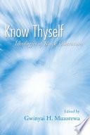 Know Thyself  Ideologies of Black Liberation