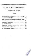 Commedie scelte del conte Gio. Giraud