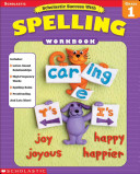 Scholastic Success With Spelling
