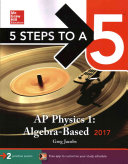 5 Steps to a 5  AP Physics 1  Algebra Based 2017
